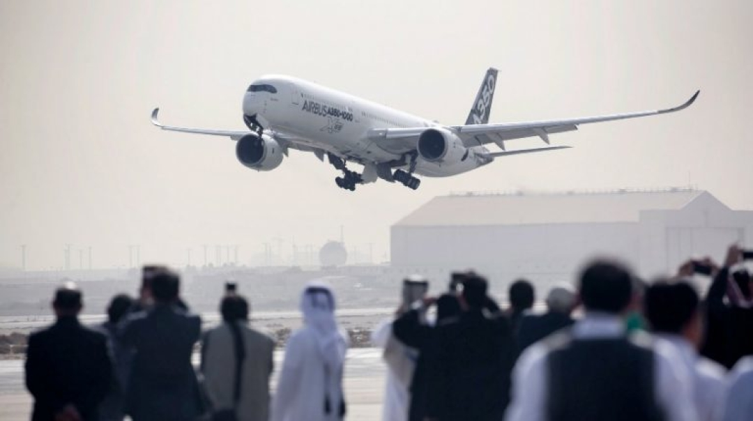 A350-1000 Spreads Its Wings on a Globe-Trotting Demonstration Tour