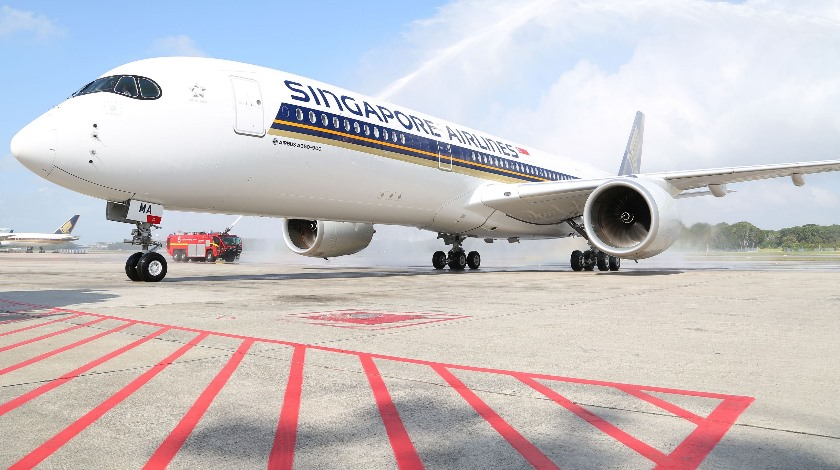 SIA Grounds Almost All Aircraft Across Its Airlines' Network