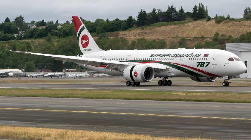 Biman Bangladesh Orders Two Boeing 787-9 Dreamliner Jets