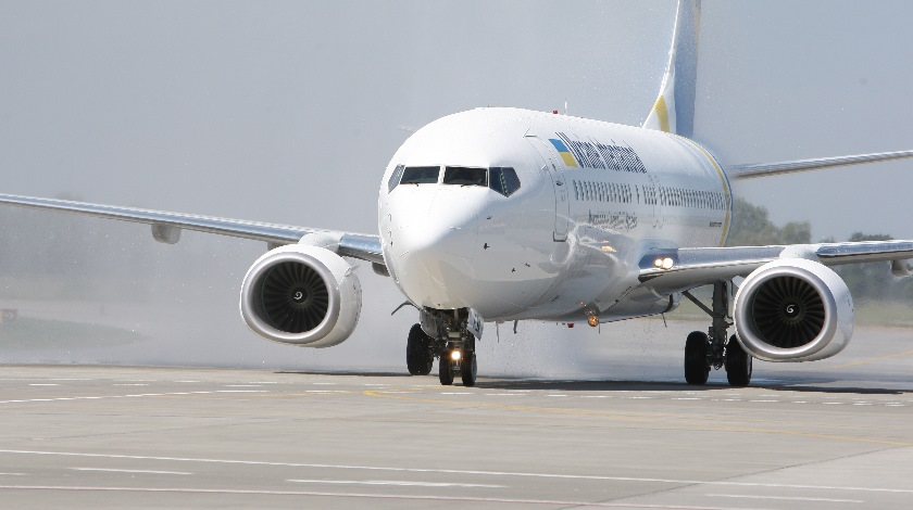 Ukraine International Airlines Suspends All Scheduled Operations