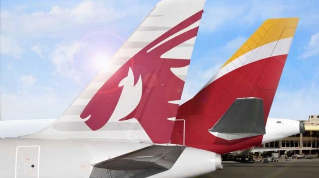 Qatar Airways and Iberia Expand Codeshare Partnership