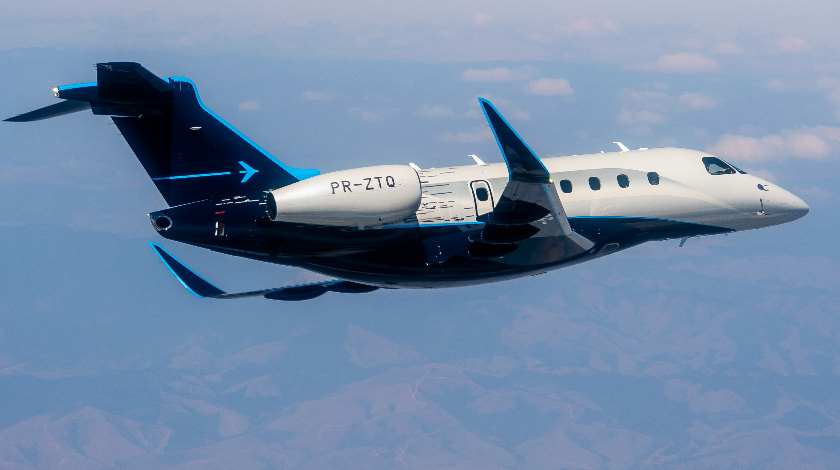 Embraer Praetor 500 Certified by EASA and FAA