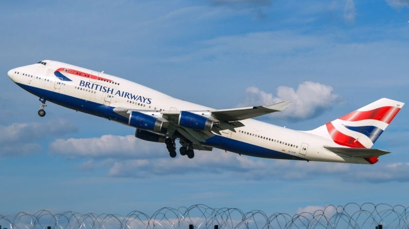 First of Last British Airways Boeing 747 Leaves the Fleet