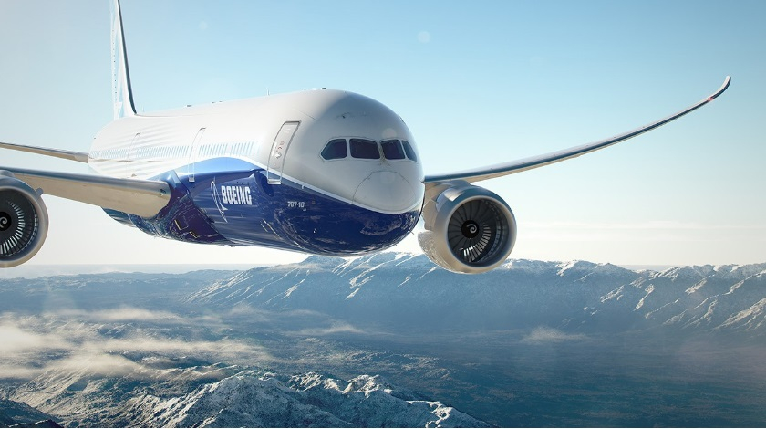 Boeing Suspends 787 Production at South Carolina Plant
