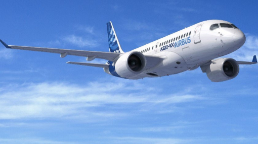 Airbus A220-300 to Enter the Russian Market in 2019