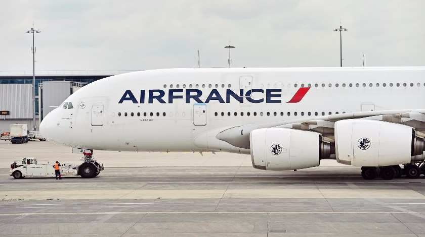 Air France Retires Its First Airbus A380