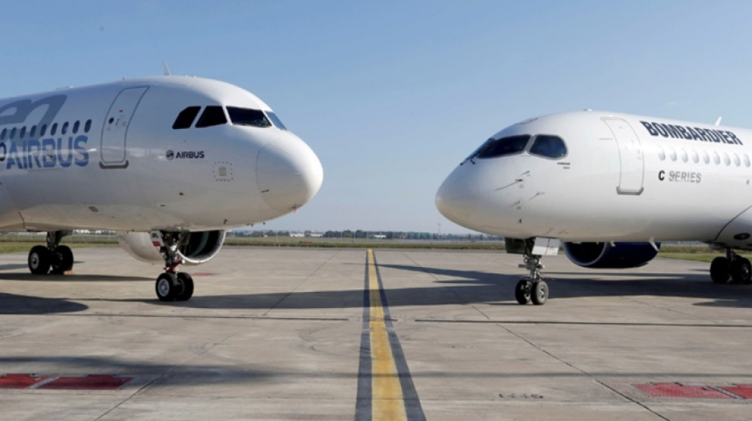 Airbus SE Agreed to Close the C Series Transaction