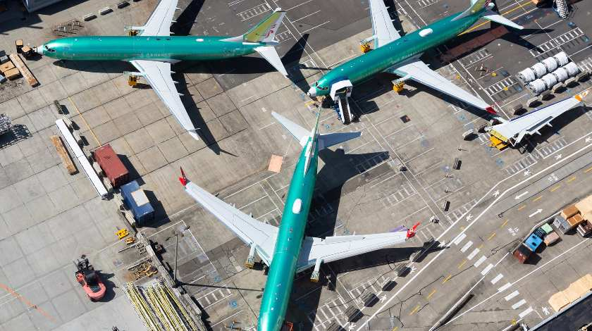Boeing Provides Status Update on 737 MAX Progress