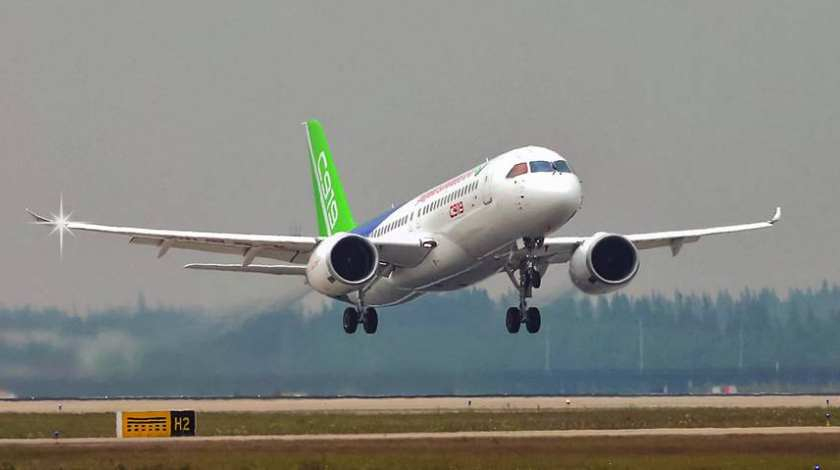 COMAC Readies to Enter Market with C919: Accelerates Flight Tests