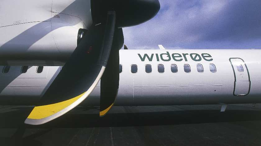 Widerøe and Rolls-Royce to Join Forces on Zero-Emissions Aviation