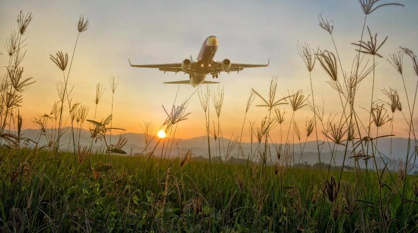 Europe to Have Its First Plant for Sustainable Aviation Fuel