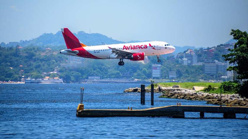 Coronavirus Crisis Drives Avianca to Bankruptcy