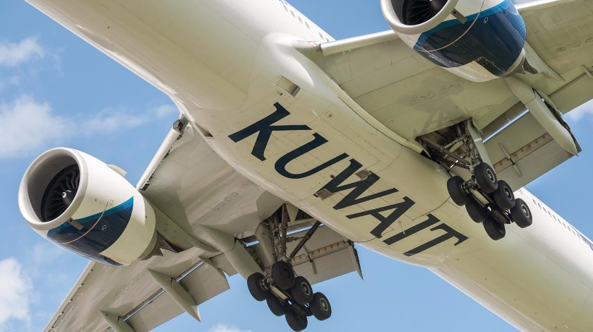Kuwait Halts Commercial Passenger Flights Until Further Notice
