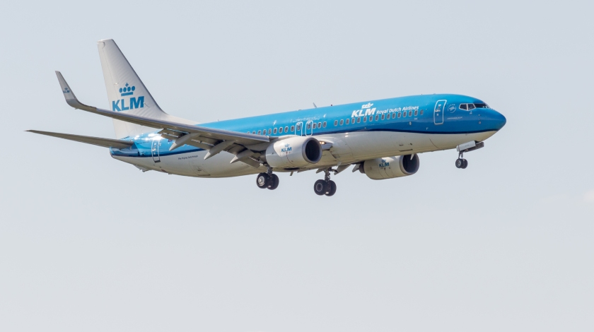 KLM Royal Dutch Airlines Gradually Increases Capacity