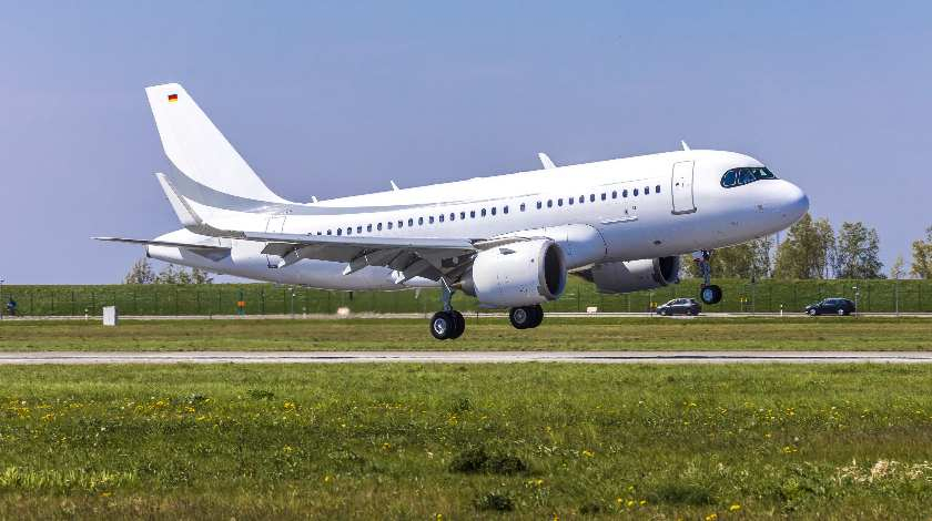 ACJ319neo Makes Successful First Flight