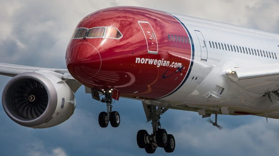 Captain Incapacitated During the Norwegian Boeing 787 Flight