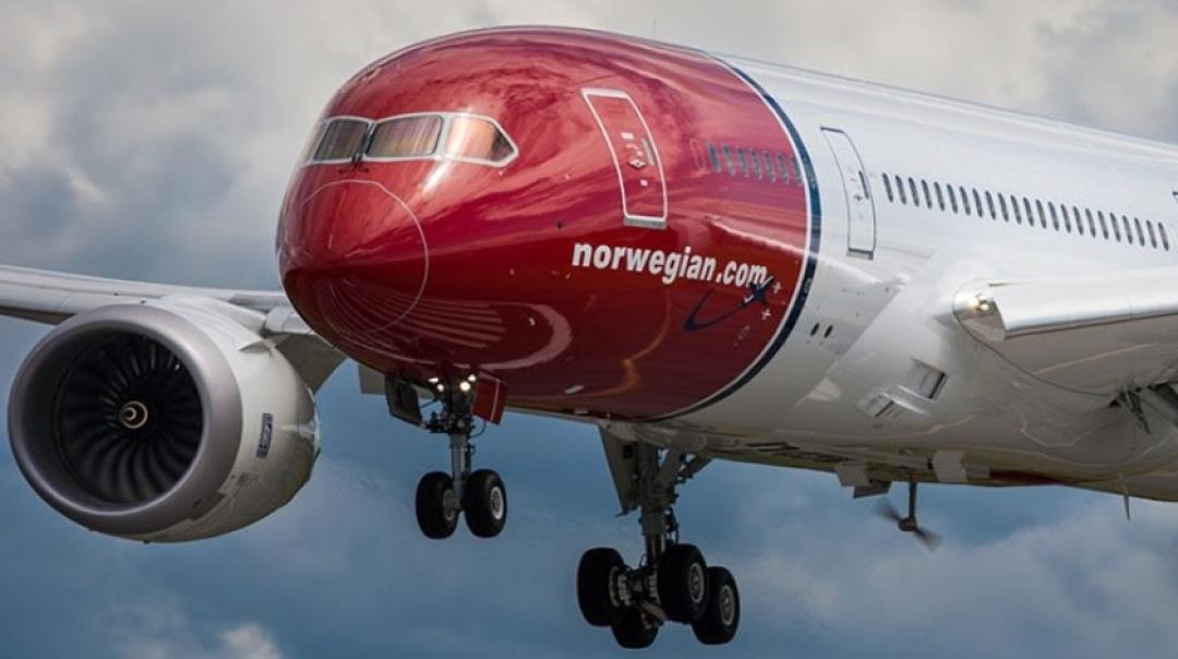 Captain Incapacitated During the Norwegian Boeing 787 Flight
