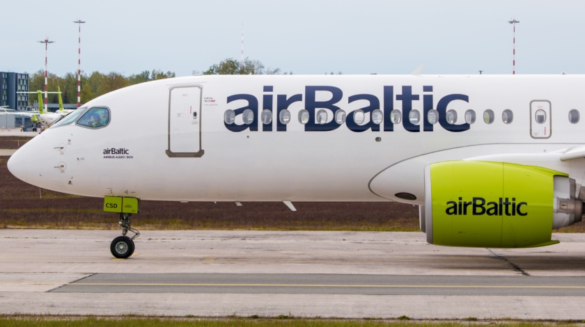 Eighth Diamond Aircraft Reaches airBaltic Pilot Academy