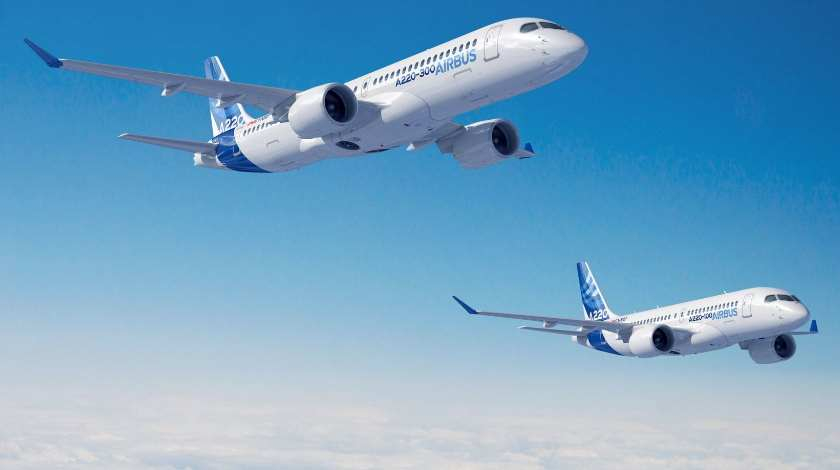 Airbus A220: Major Performance Improvement