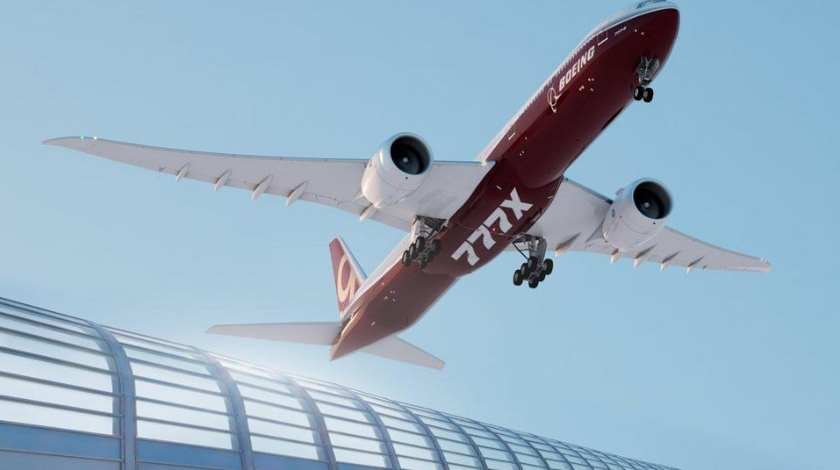 GE9X Engine Problem Could Delay First Boeing 777X Flight