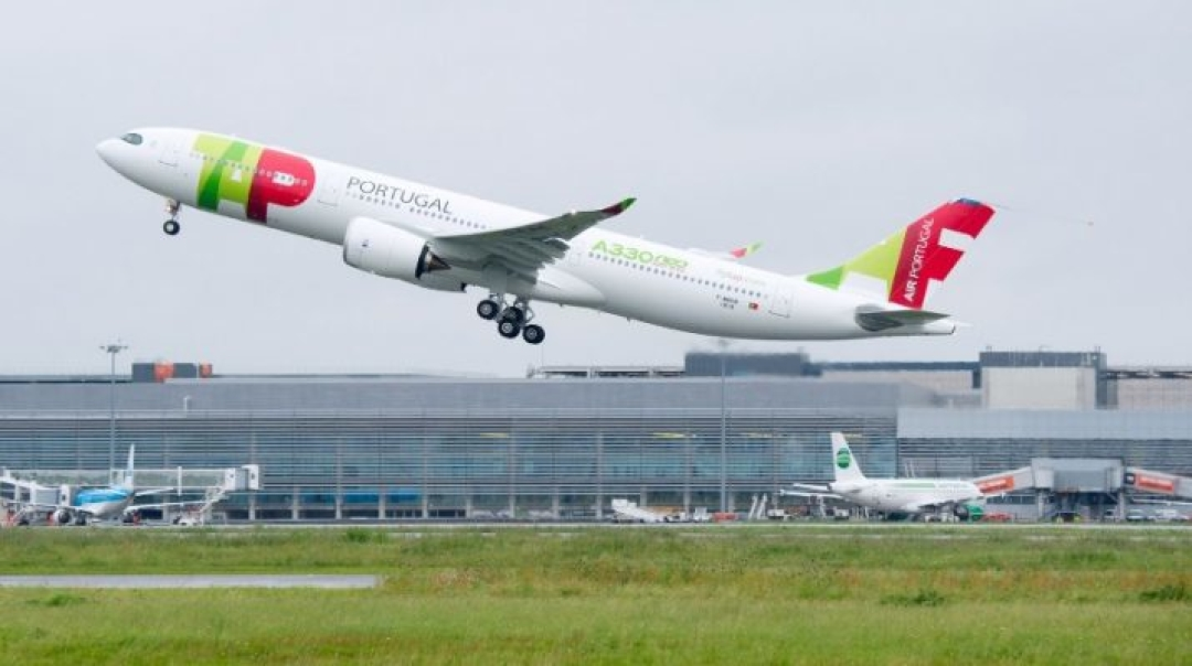 First A330neo for TAP Air Portugal Completes Maiden Flight