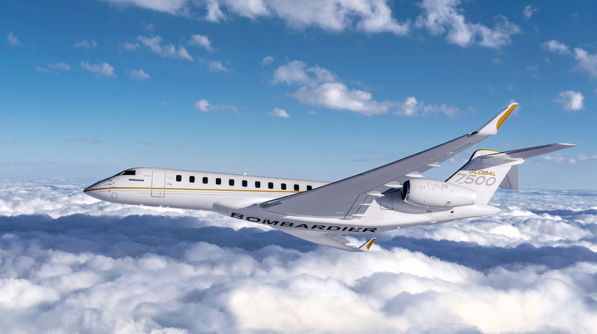 RECORD | Bombardier's Global 7500 Breaks Speed Record