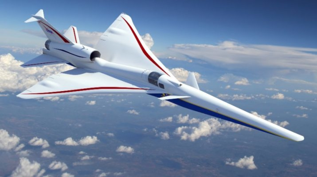 Lockheed Martin Wins $247.5M NASA Contract to Build X-Plane