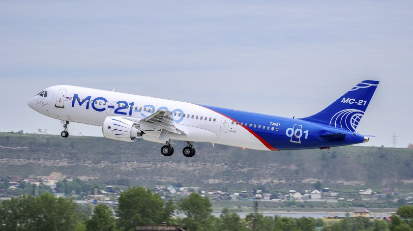 Aeroflot not to Get Compensation for Delayed MC-21