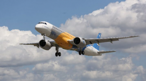 Embraer E195-E2 Certified by ANAC, FAA and EASA