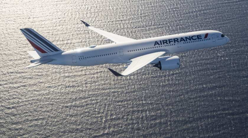350th Airbus A350 to Fly for Air France