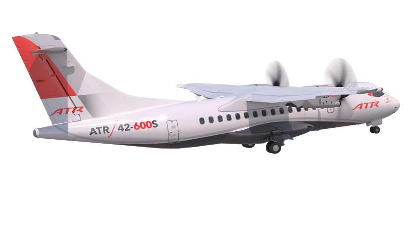 New Aircraft | Short Take-Off and Landing ATR 42-600S