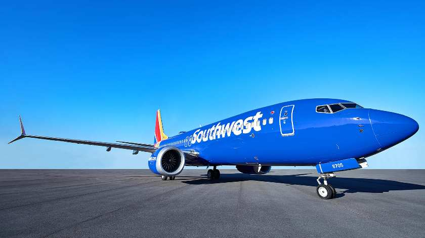 CAE to Train Over 700 New Pilots for Southwest Airlines