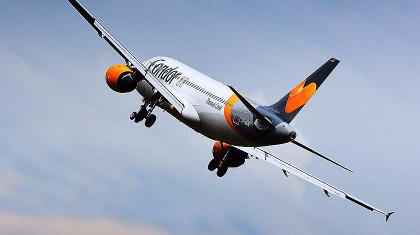 Lufthansa Confirms Interest in Thomas Cook's Condor
