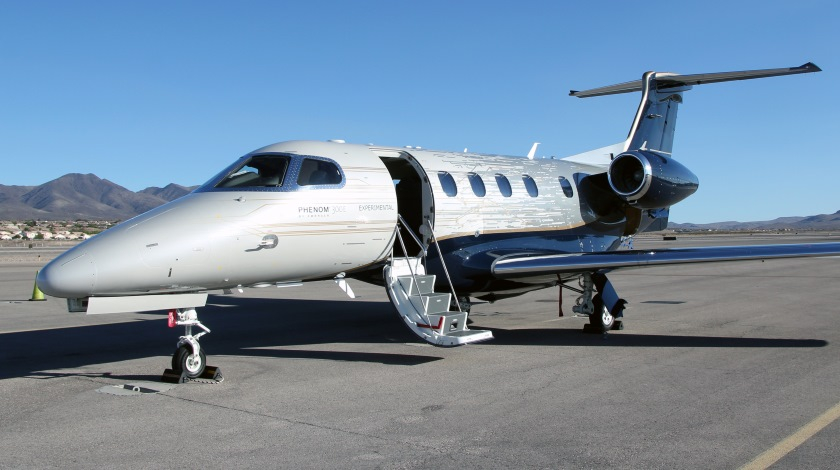 Embraer Delivers the 500th Phenom 300 Series Aircraft
