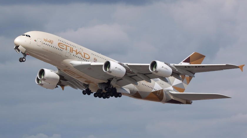 Etihad Sets Plans for Its Recovery Path after the Coronavirus