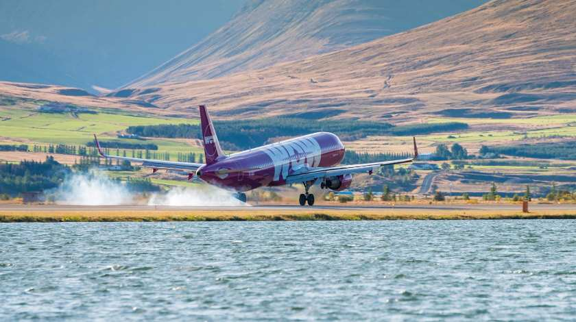 WOW Air to Make a Comeback Already in October?