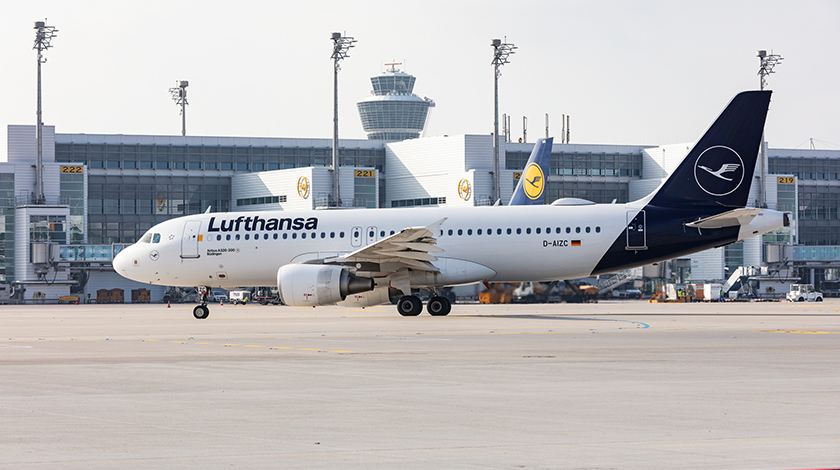 Lufthasa Further Expands Route Network Across Europe