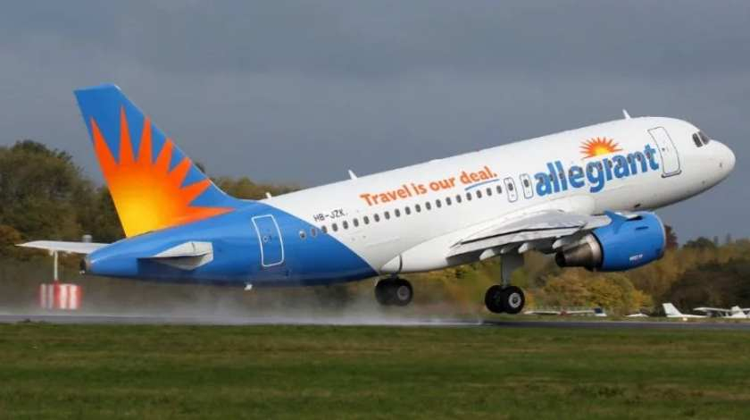 Federal Aviation Administration Proposes Civil Penalty against Allegiant Air