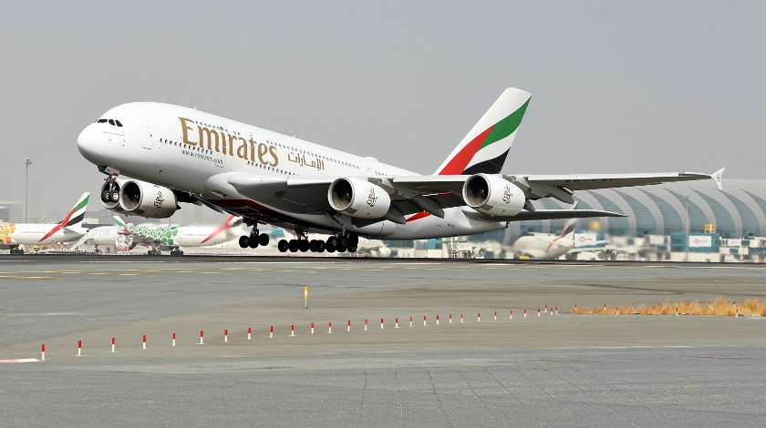 Emirates Airbus A380 Back in the Sky with Daily Services