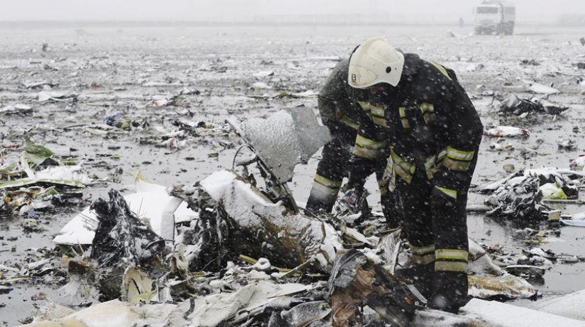 Fatal flydubai Crash in 2016: Pilot Error in Bad Weather