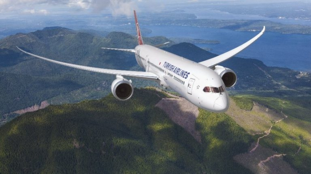 Boeing and Turkish Airlines Finalize Deal for Up to 30 787 Dreamliners