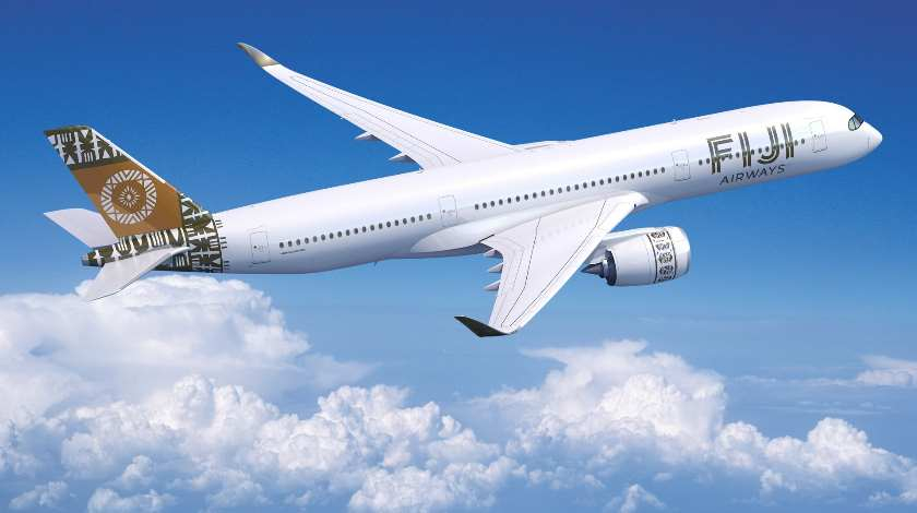 Fiji Airways Goes for Airbus A350 XWB