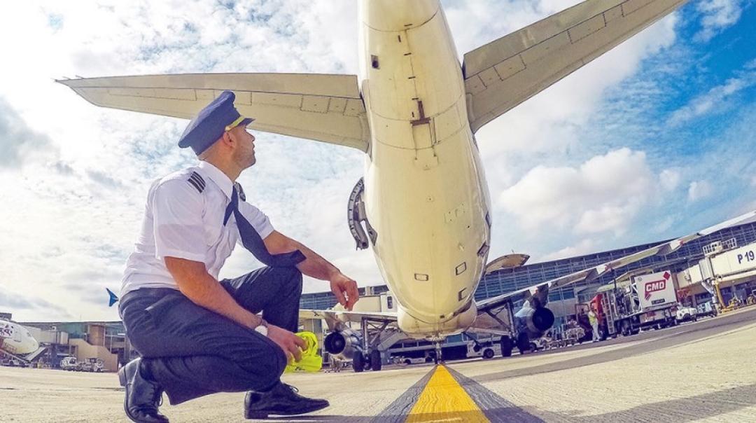 Francesco Mercorelli: Every Flight is a Mission