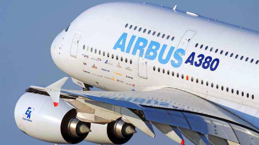 EASA to Order Airbus A380 Checks for Wing Cracks