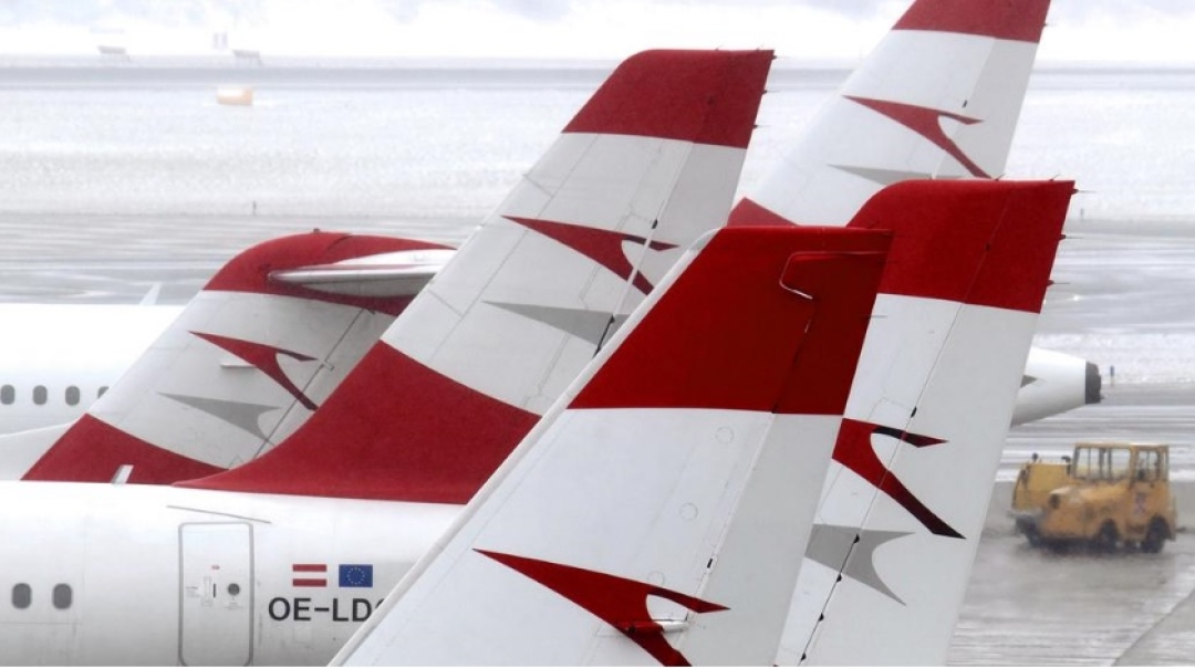 Austrian Airlines Cancels 140 Flights During Union Negotiations