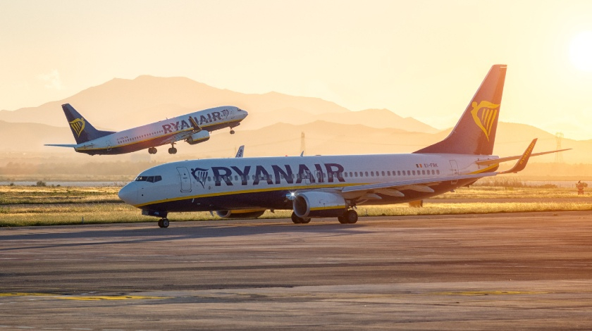 Ryanair Cuts Capacity in September and October by 20%