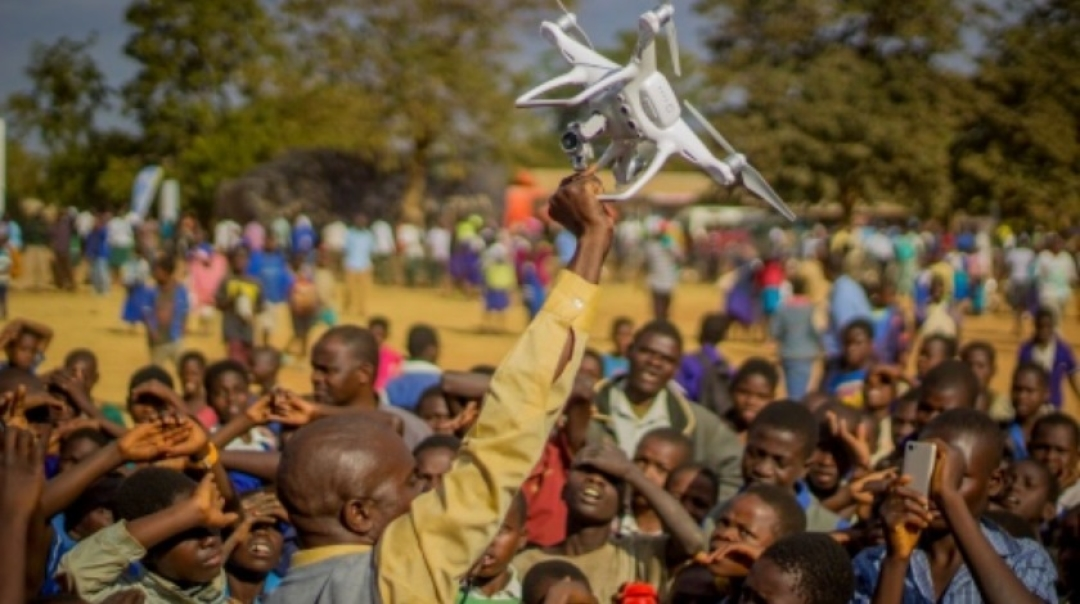 Why Drone Use is Different in Africa