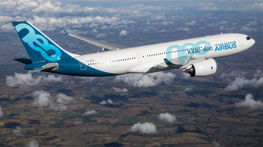 Airbus A330-800 Cleared to Fly: EASA and FAA Approved