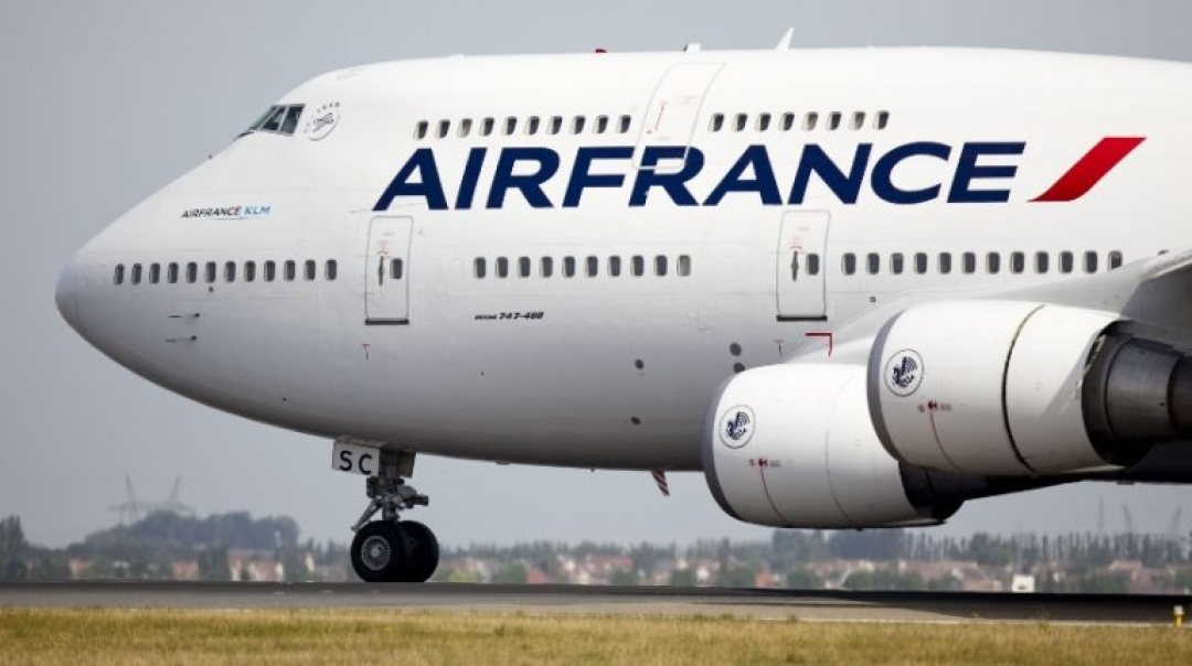 Air France Strike Will Affect 75% of Its Flights