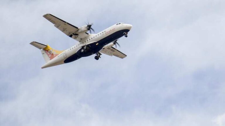 Brand New ATR 42-600 Delivered to Drukair